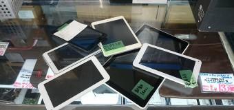 【だいたい】ジャンクタブレット大量入荷!【Android】