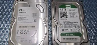 【帰ってきた】 3.5インチ:1TB/3TB HDD再入荷! 【特価品】