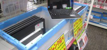 ジャンクノートPC・タブレット多数入荷しました