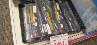 【ジャンク】ThinkPad X230用バッテリー多数 入荷しました