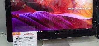 【一体型PC】ASUS/Zen AiO Pro Z220ICUK 入荷しました