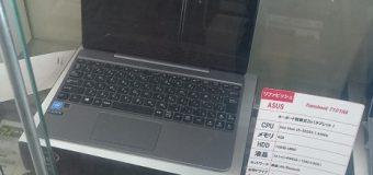 【リファビッシュ品】ASUS/Transbook T101HA
