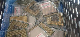【再入荷】Intel Xeon(第一世代)【ジャンク】